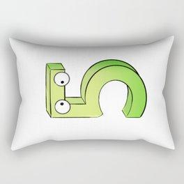 Five! Rectangular Pillow