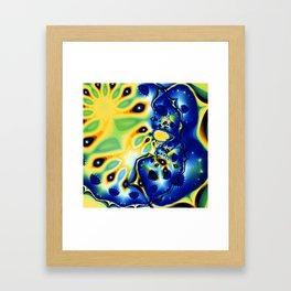 Kernel Framed Art Print