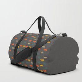 Little Christmas trees Duffle Bag