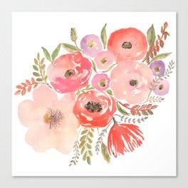 Flower Profusion Canvas Print
