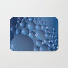 Blue moon. Bath Mat