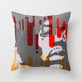 JIMI0307 Throw Pillow