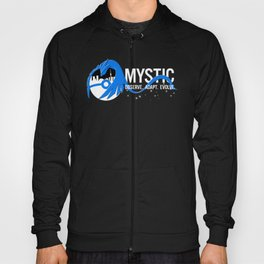 Team Mystic Toronto [1] [white text] Hoody