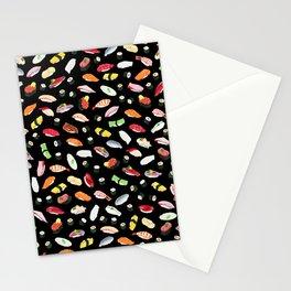 Sushi - Kuro Stationery Cards