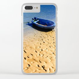 Shore Footed Clear iPhone Case