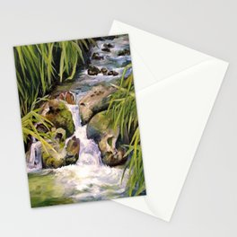 Water Oasis Stationery Cards