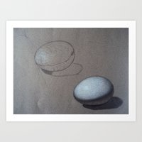 physics Art Prints featuring physics by Notwhatnot