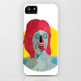 Tongue 02 iPhone Case