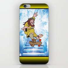 hey zuse kick flip that 20  iPhone & iPod Skin