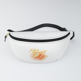 Eat Sleep Yoyo Repeat Toy Plaything Stringed Game Pastime Hobby Gift Fanny Pack
