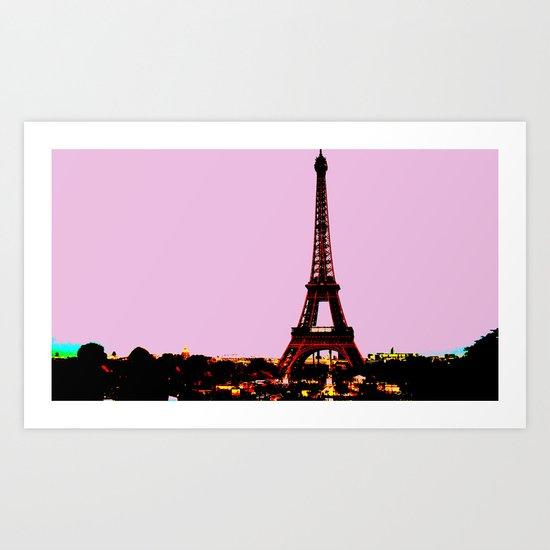 paris. Art Print
