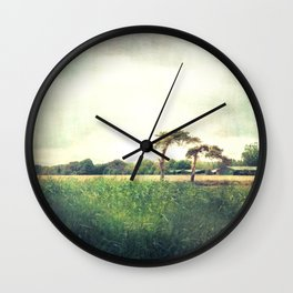 fishbourne two Wall Clock