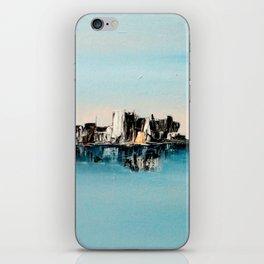 une ville ailleurs iPhone Skin