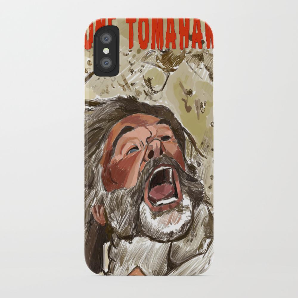 Bone Tomahawk Phone Case by Adrockhoward PCS8991657