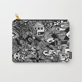 Eudoxia Carry-All Pouch