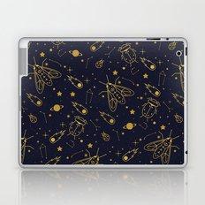 Golden Celestial Bugs Laptop & iPad Skin