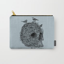 Skull Nest Carry-All Pouch