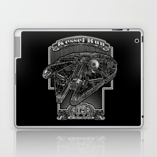 Kessel Run Laptop & iPad Skin