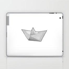 Origami Boat Laptop & iPad Skin