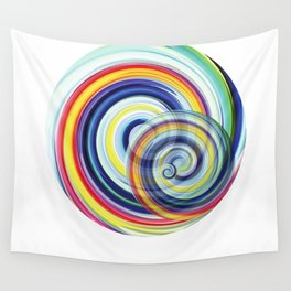 Swirl No. 1 Wall Tapestry
