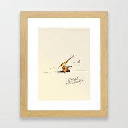 #coffeemonsters 486 Framed Art Print