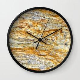 Granite Pattern 32 Wall Clock