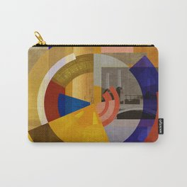 Kraftwerk (Square) Carry-All Pouch