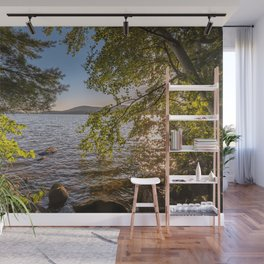Secret Place By The Lake Wall Mural