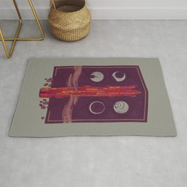 'Neath the Tower of Incomprehensible Sorcery Rug