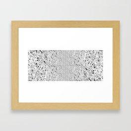 after escher Framed Art Print