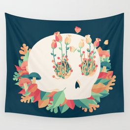 Life & Decay Wall Tapestry