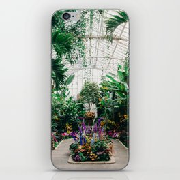 The Main Greenhouse iPhone Skin