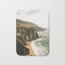 Big Sur California Pacific Coast 0576 Bath Mat