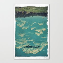 Recycling Air Canvas Print