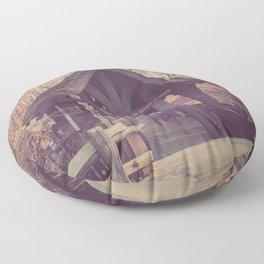 The Haunts of Nature Floor Pillow