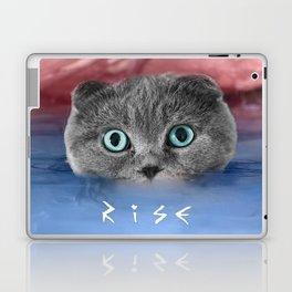 Scottis Fold Cat- Kitten Katy Laptop & iPad Skin