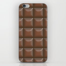 For Chocolate Lovers iPhone Skin