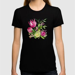 Protea Flower Bloom T-shirt