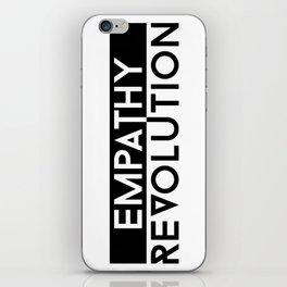 Empathy Revolution iPhone Skin