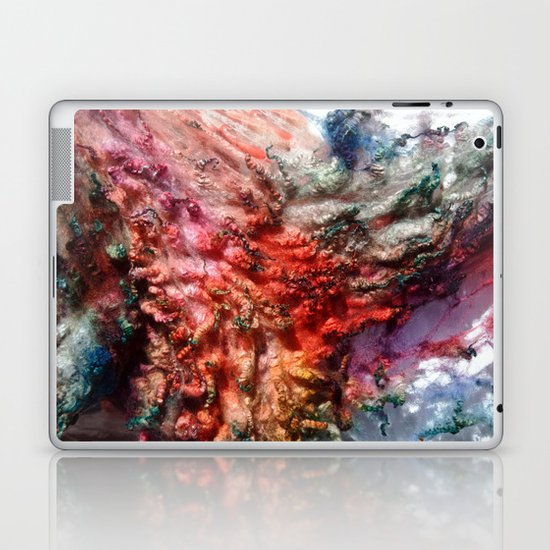 Dyed in the Wool Laptop & iPad Skin
