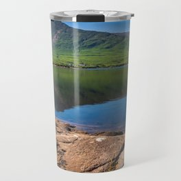 Killary Harbour fjord in Northern Connemara, Ireland Travel Mug