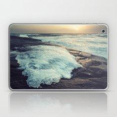 Sunset over Ice Laptop & iPad Skin