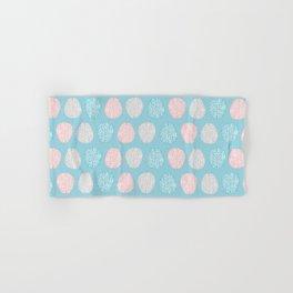 Pastel Brains Pattern Hand & Bath Towel