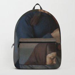 Anna Ancher - Lektien gennemgåes Backpack