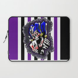 The Joker - Scattered and Stripped by Jeronimo Rubio 2016 Laptop Sleeve