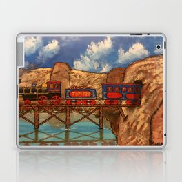Jupiter Choo Choo Laptop & iPad Skin