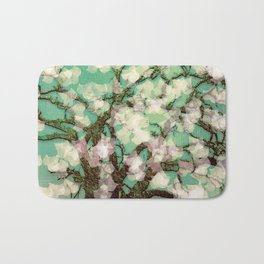 Magical Winter Bath Mat