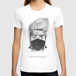 Hatake Kakashi - of the sharingan T-shirt