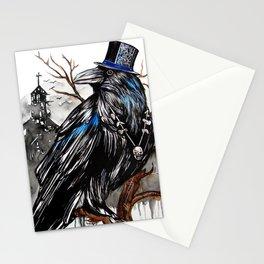 Dark Raven Stationery Cards