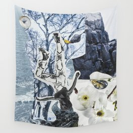 The Hanged Man Wall Tapestry